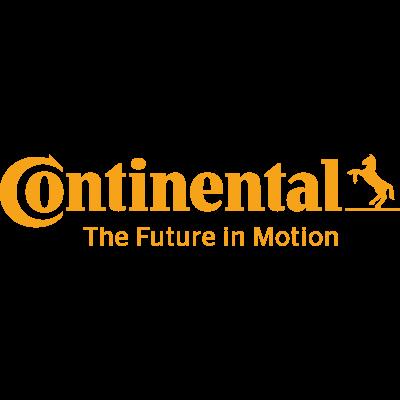 Continental logo farebne