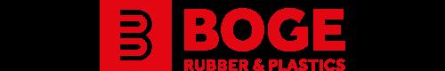 Boge headline logo