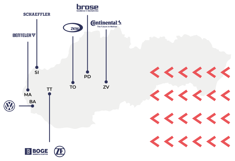Program grafika - Mapa